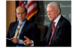 Senator Orrin Hatch discusses medical research and the Milken Institute