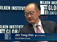 Click to view World Bank President Jim Yong Kim