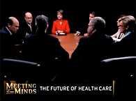 Click to view Health Care Discussion with Maria Bartiromo