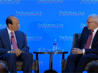 Click to view Economic Club of Washington DC