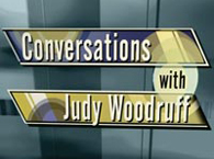 Click to view Judy Woodruff interviews Mike for Bloomberg Television